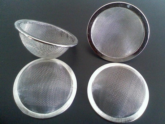 Long Life Sintered Stainless Steel Filter Disc With High Mechanical Strength