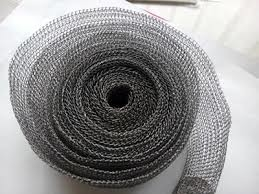 SUS304 316 Stainless Steel Filter Wire Mesh 0.04-0.71mm Wire Dia For Gas Water Separation